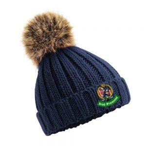 Irish Simmental Cattle Society Ladies Bobble Hat