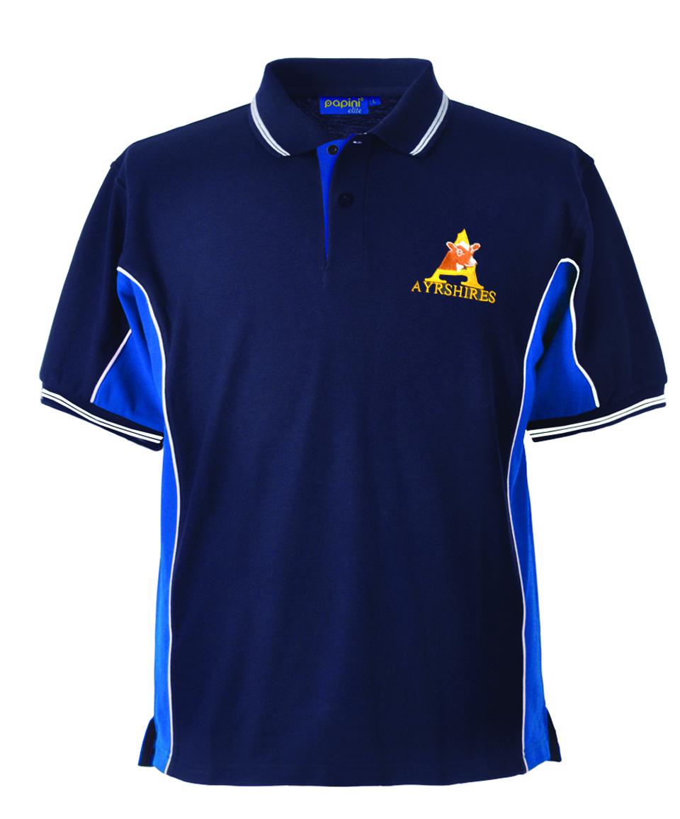 Ayrshire Cattle Society Adult Elite Polo