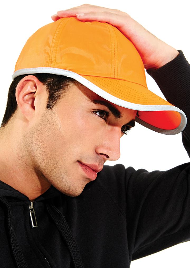 Beechfield Enhanced Vis cap