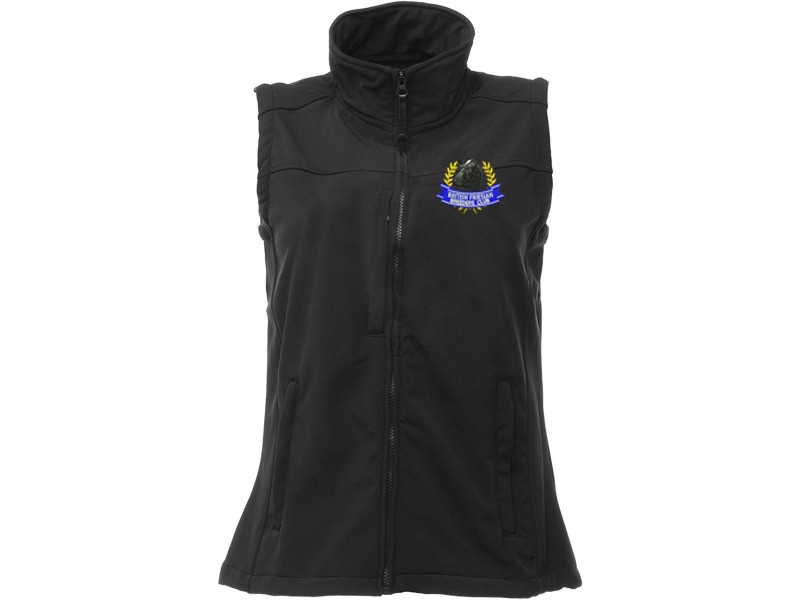 British Friesian Ladies Flux Bodywarmer