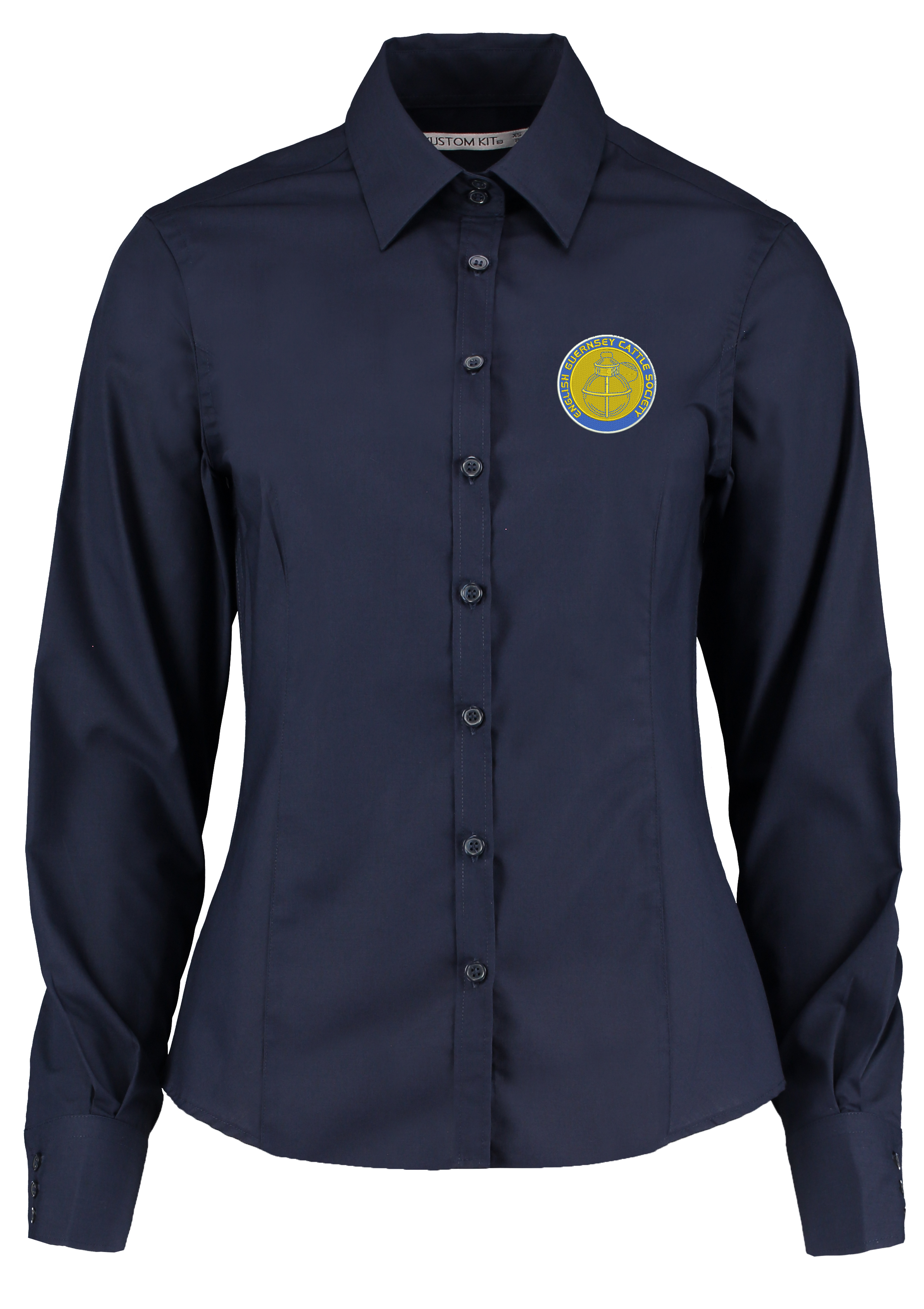 EGCS Ladies Long Sleeved Shirt