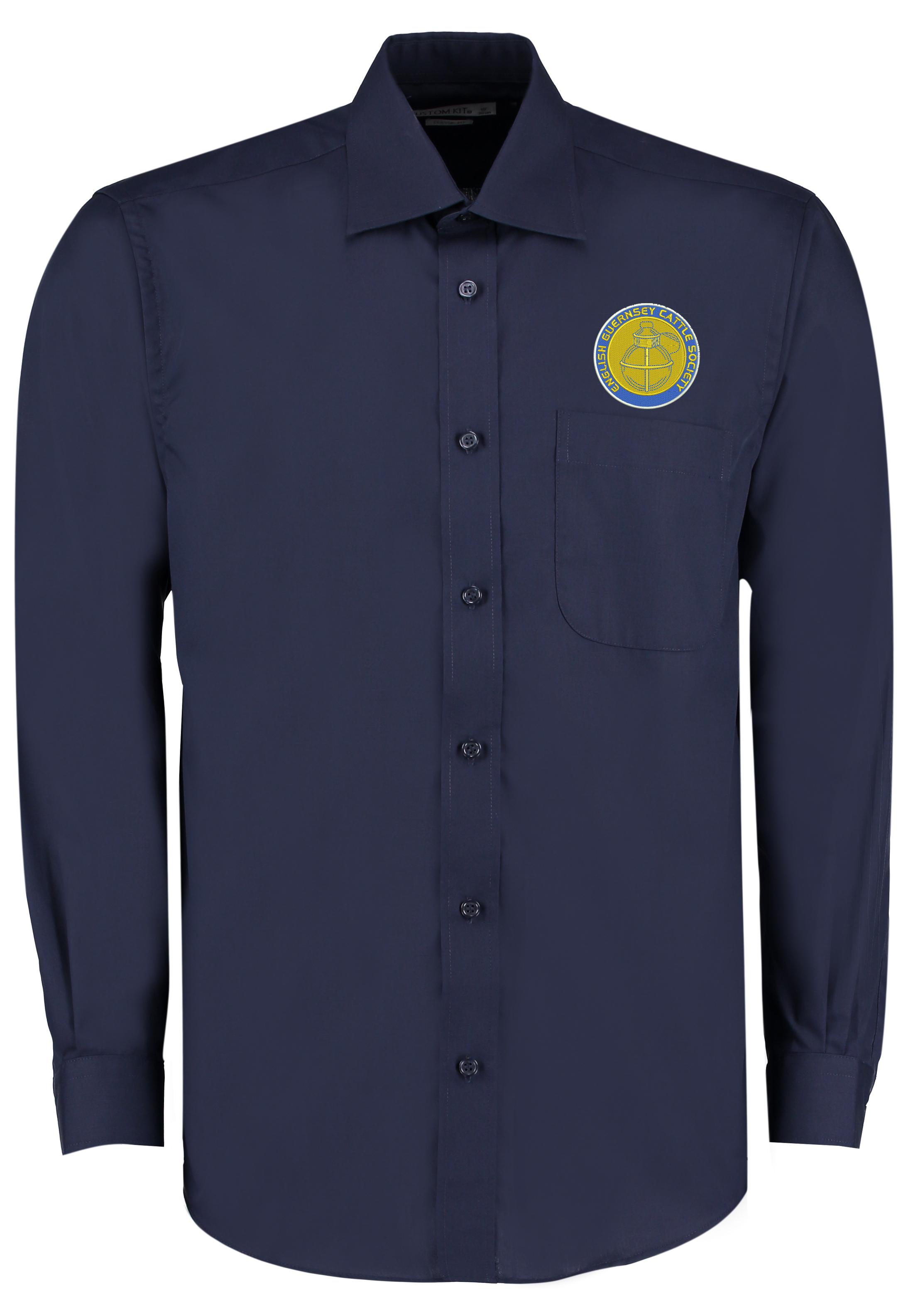 EGCS Mens Long Sleeved Shirt
