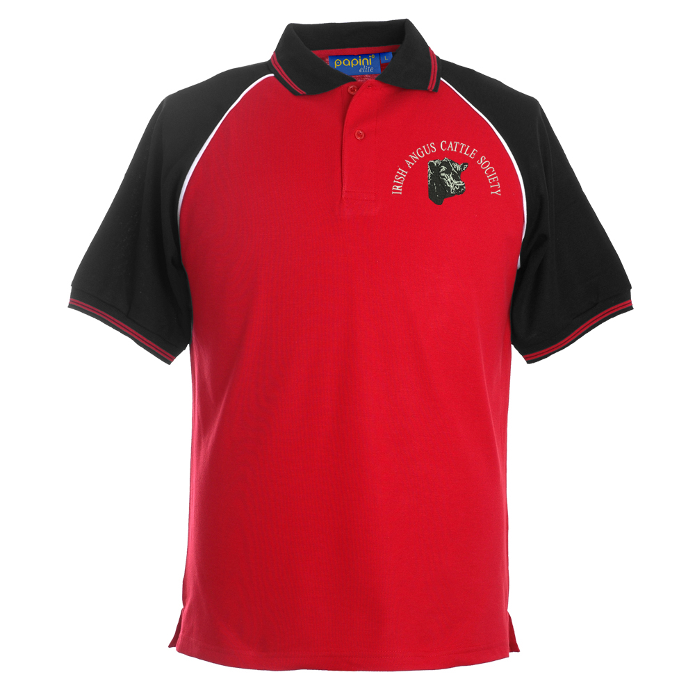 IACS Adult Elite Polo