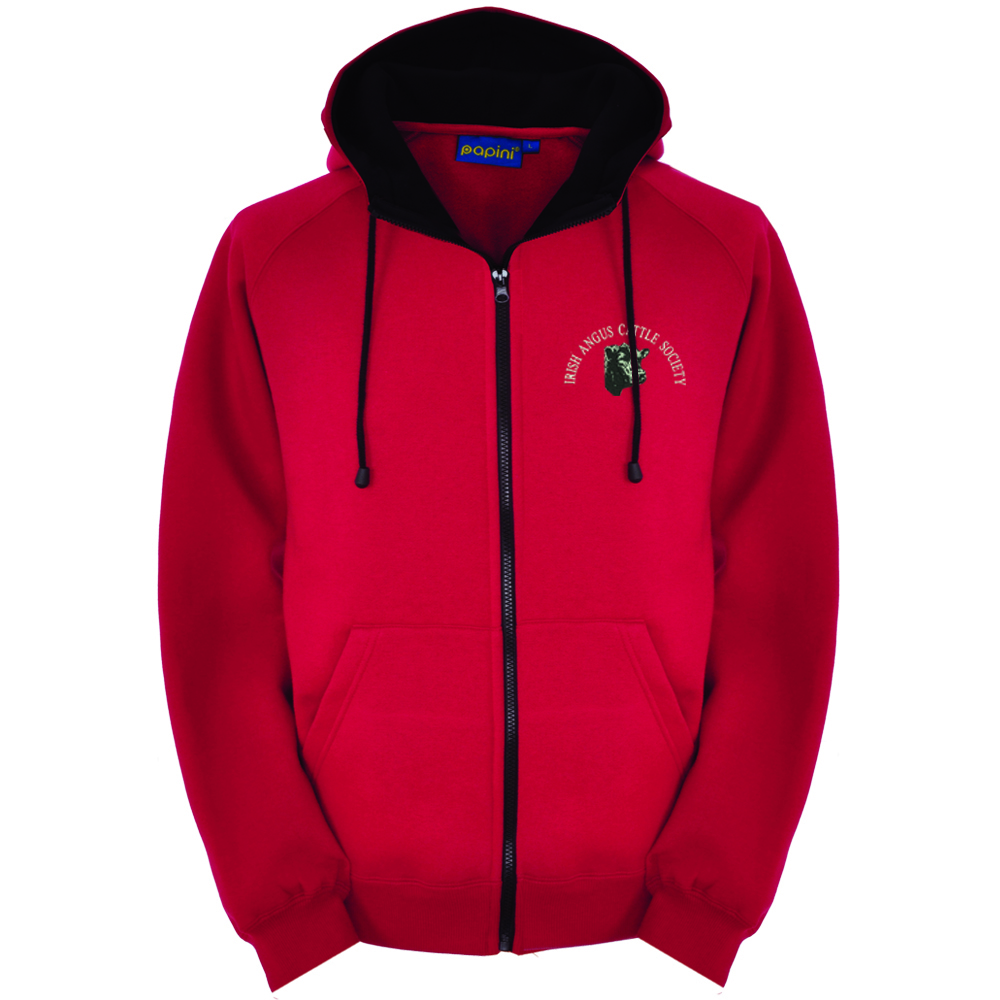 IACS Adult Zipped Hoody