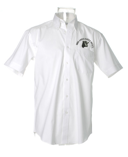 IACS Mens Short Sleeved Shirt