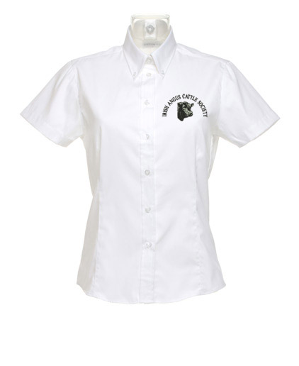 IACS Ladies Short Sleeved Shirt