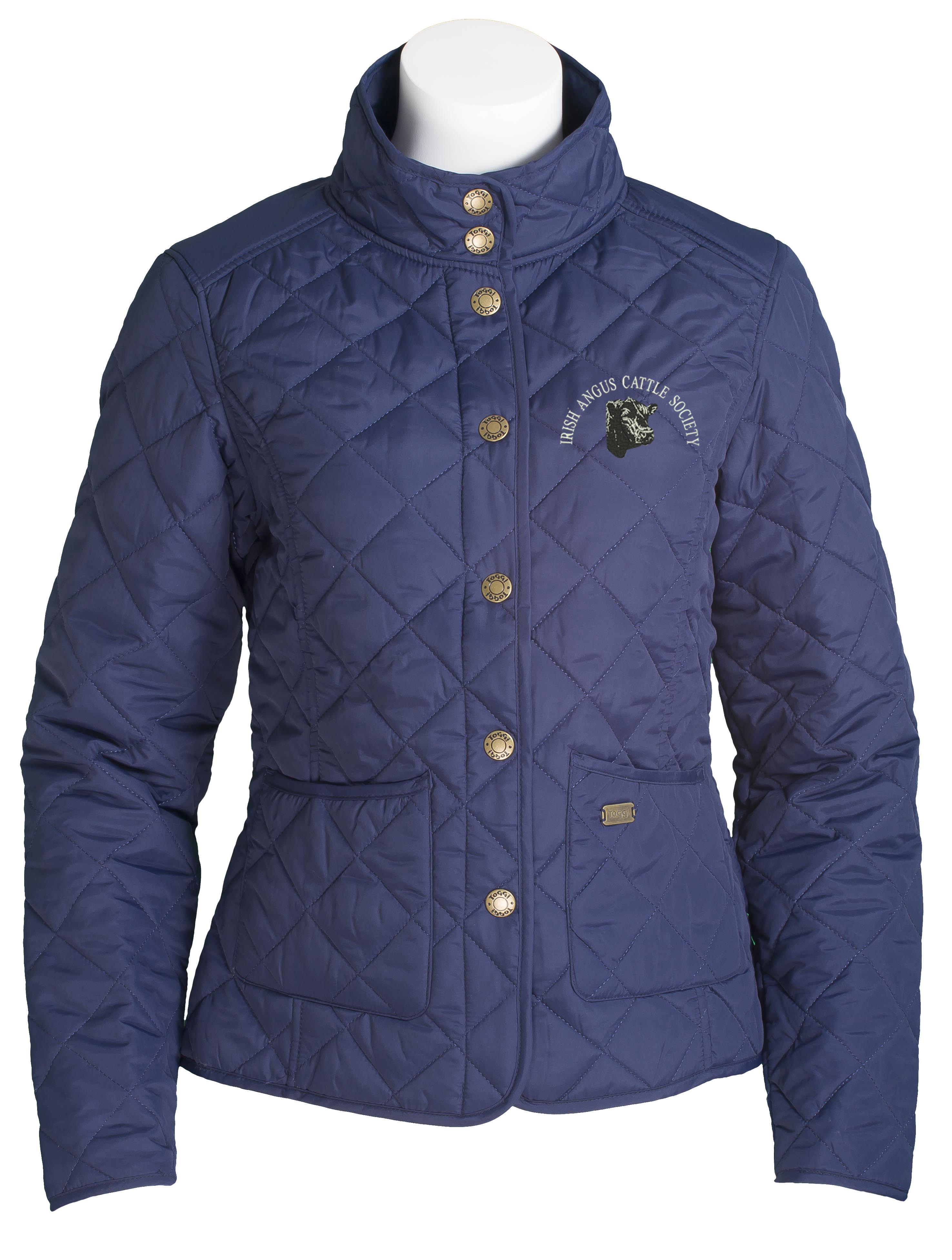 IACS Sandown Ladies Quilted Jacket