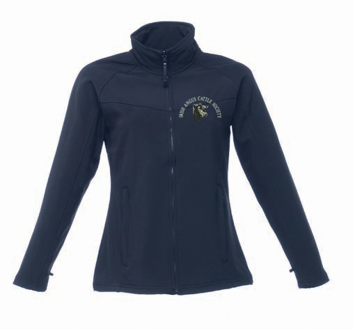 IACS Ladies Uproar Softshell Jacket