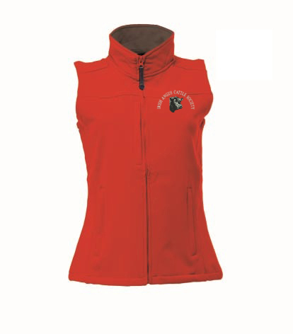 IACS Ladies Flux Bodywarmer
