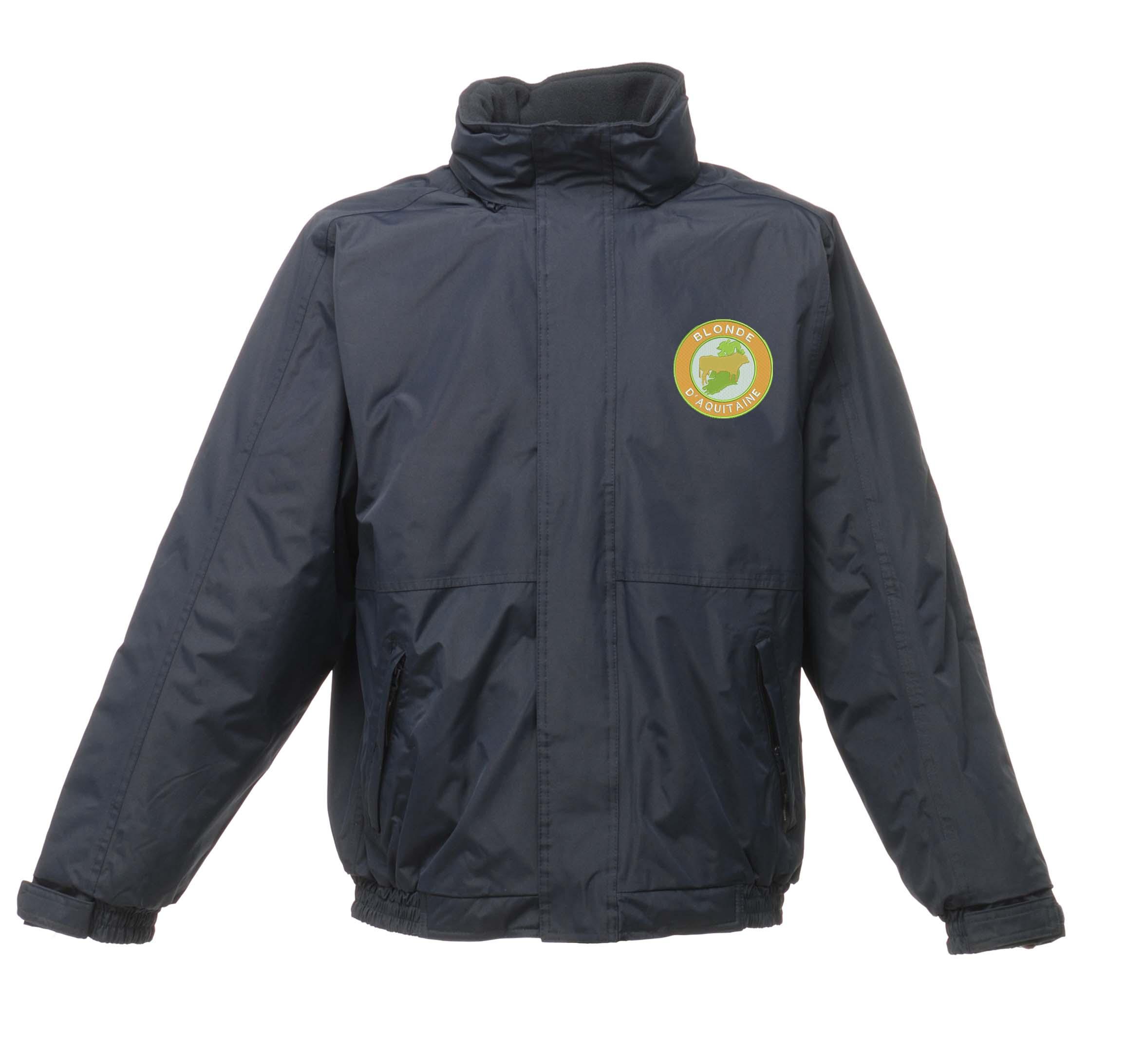 Irish Blonde Cattle Society Dover Jacket