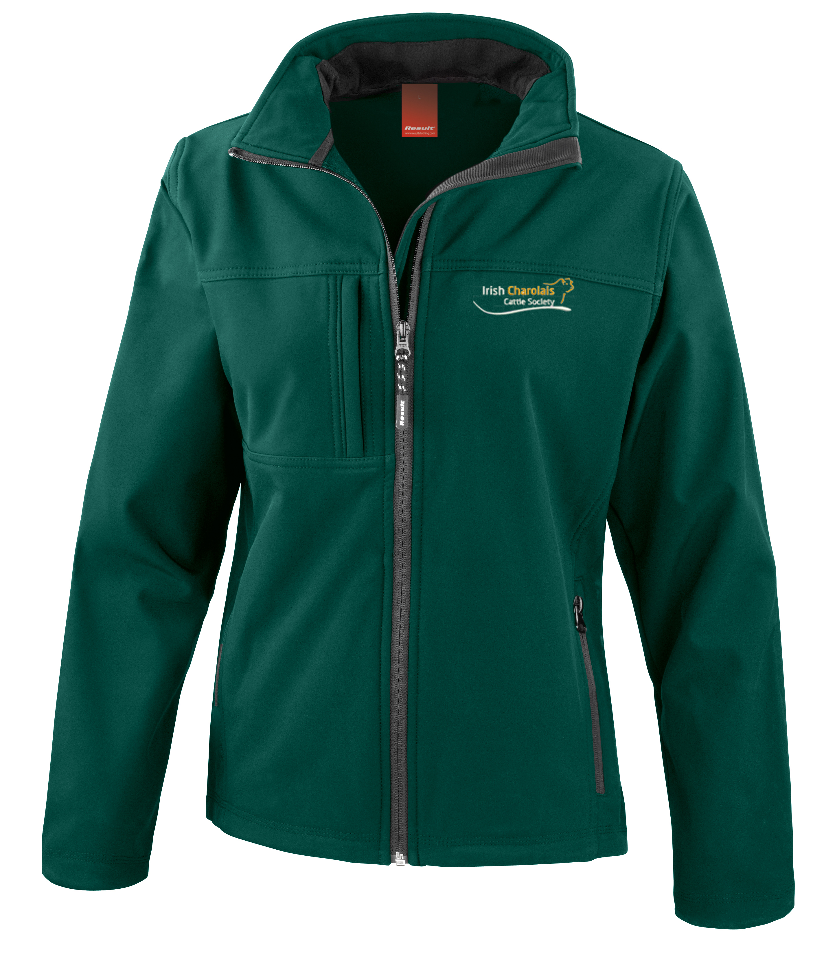 ICS Ladies Softshell Jacket