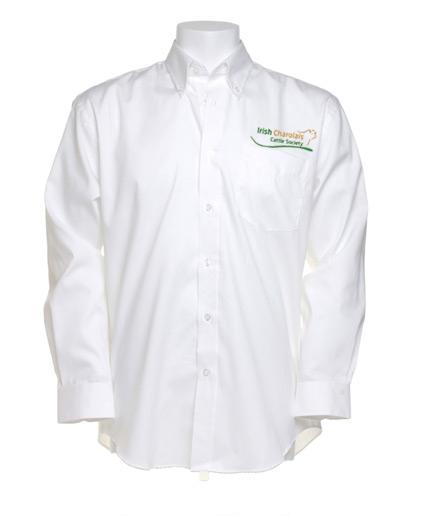 ICS Mens Long Sleeve Shirt