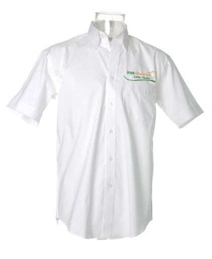 ICS Mens Short Sleeve Shirt