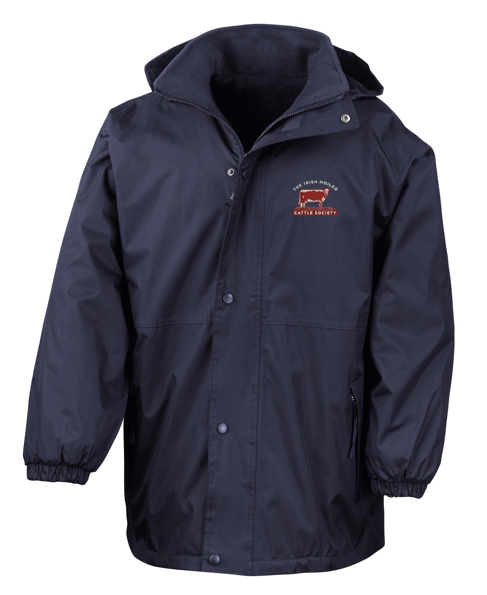 Irish Moiled Child Result reversible StormDri 4000 jacket