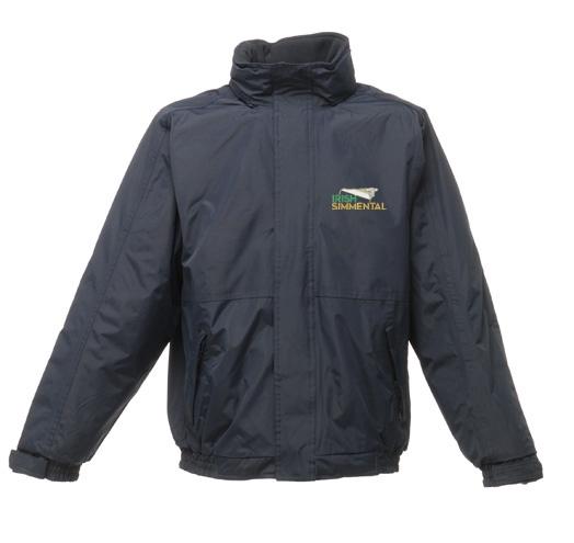 Irish Simmental Regatta Dover Jacket