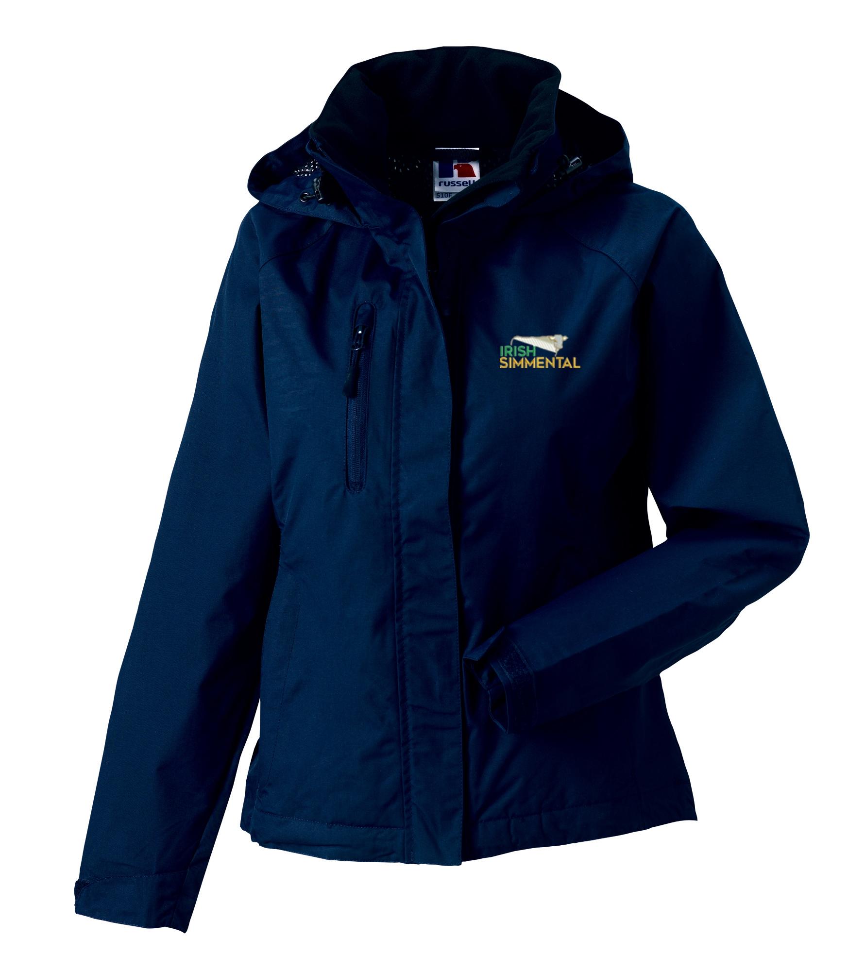 Irish Simmental Ladies Hydraplus Jacket
