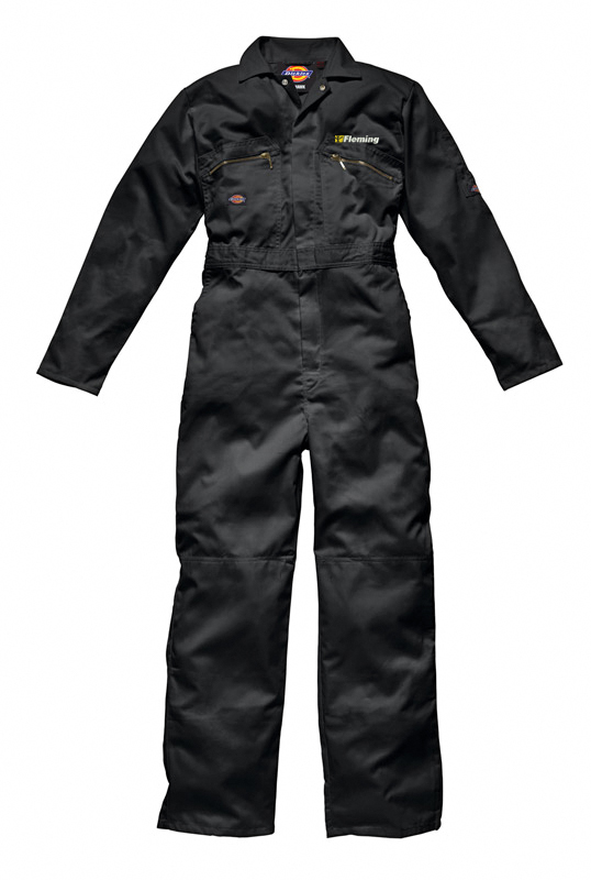 Fleming Zipfront Overalls