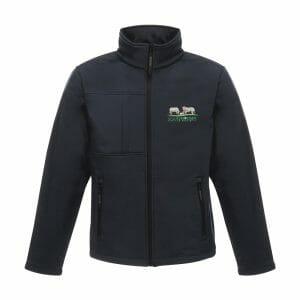 Irish Limousin Cattle Society Regatta Octagon Ladies Softshell Jacket