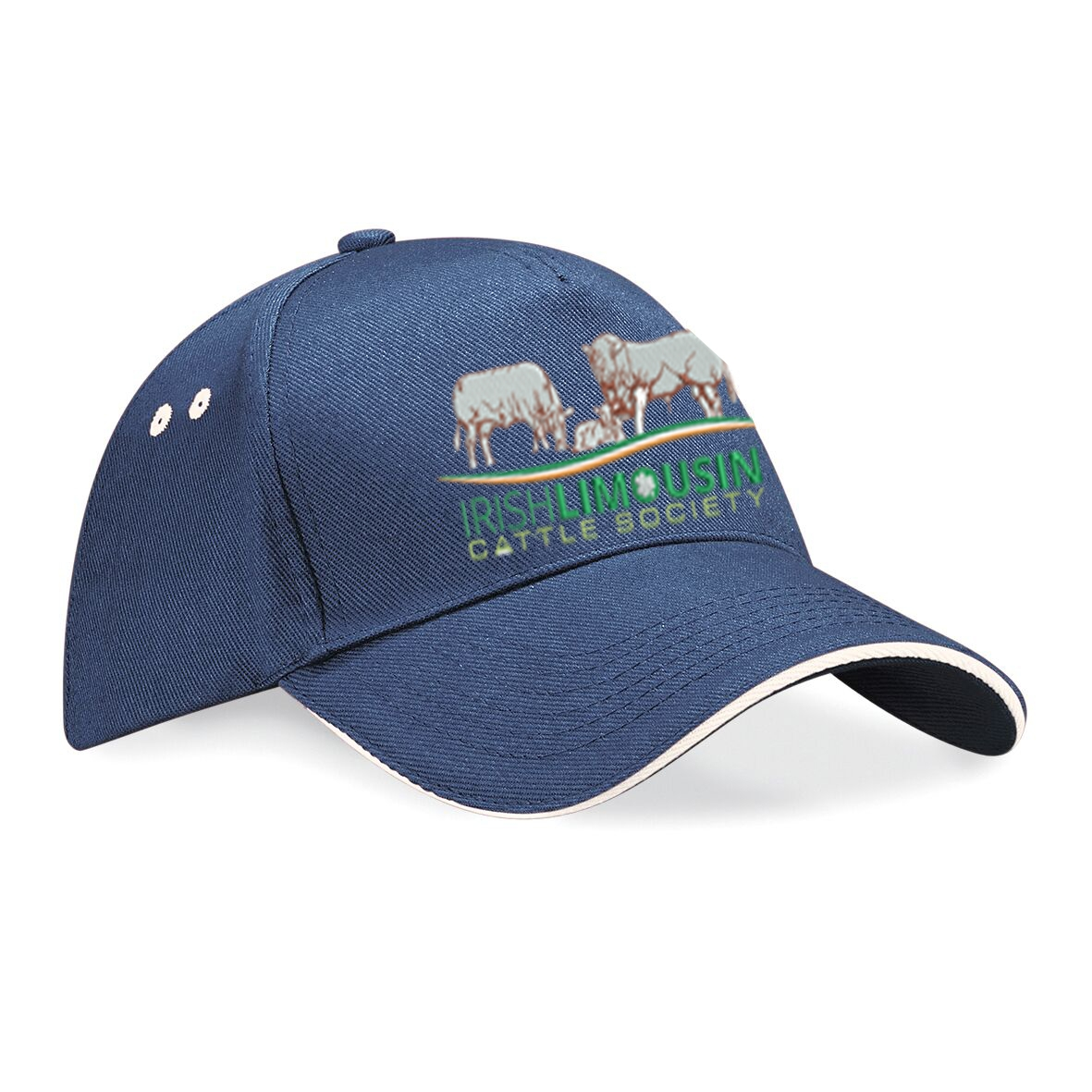Irish Limousin Cattle Society Baseball Cap