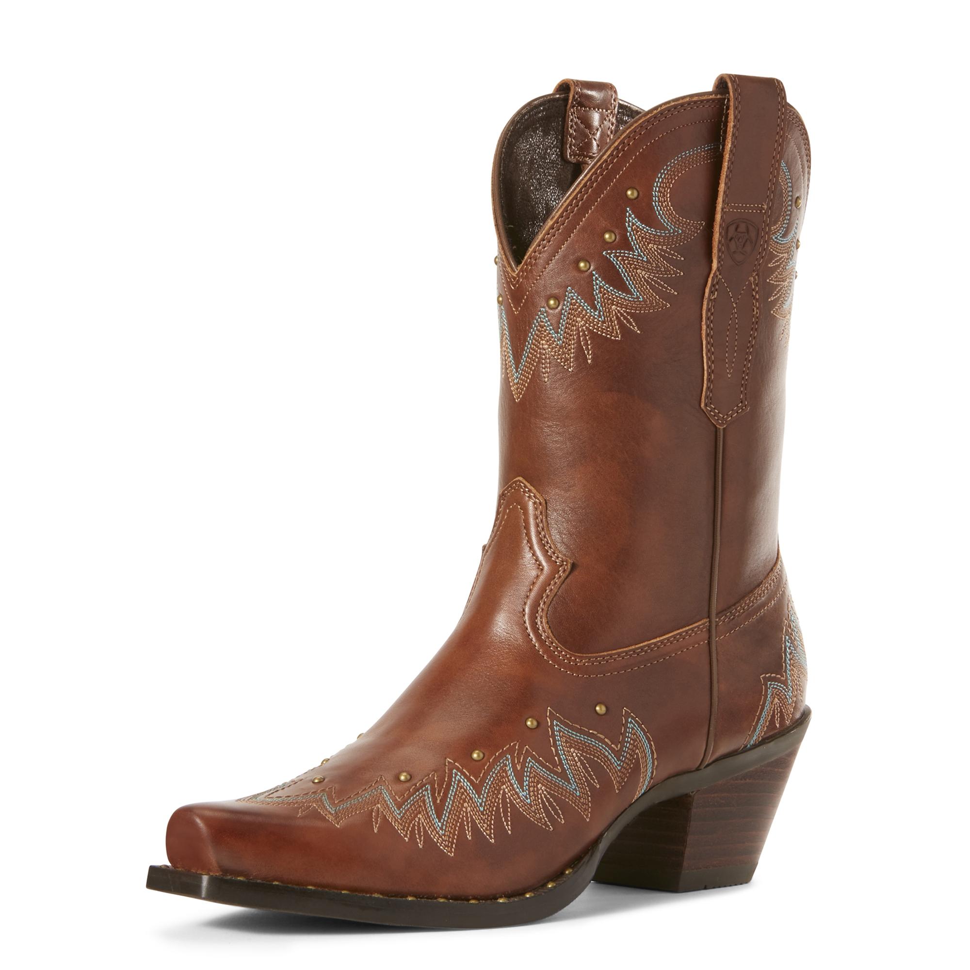 Ariat Ladies Potrero Western Boots