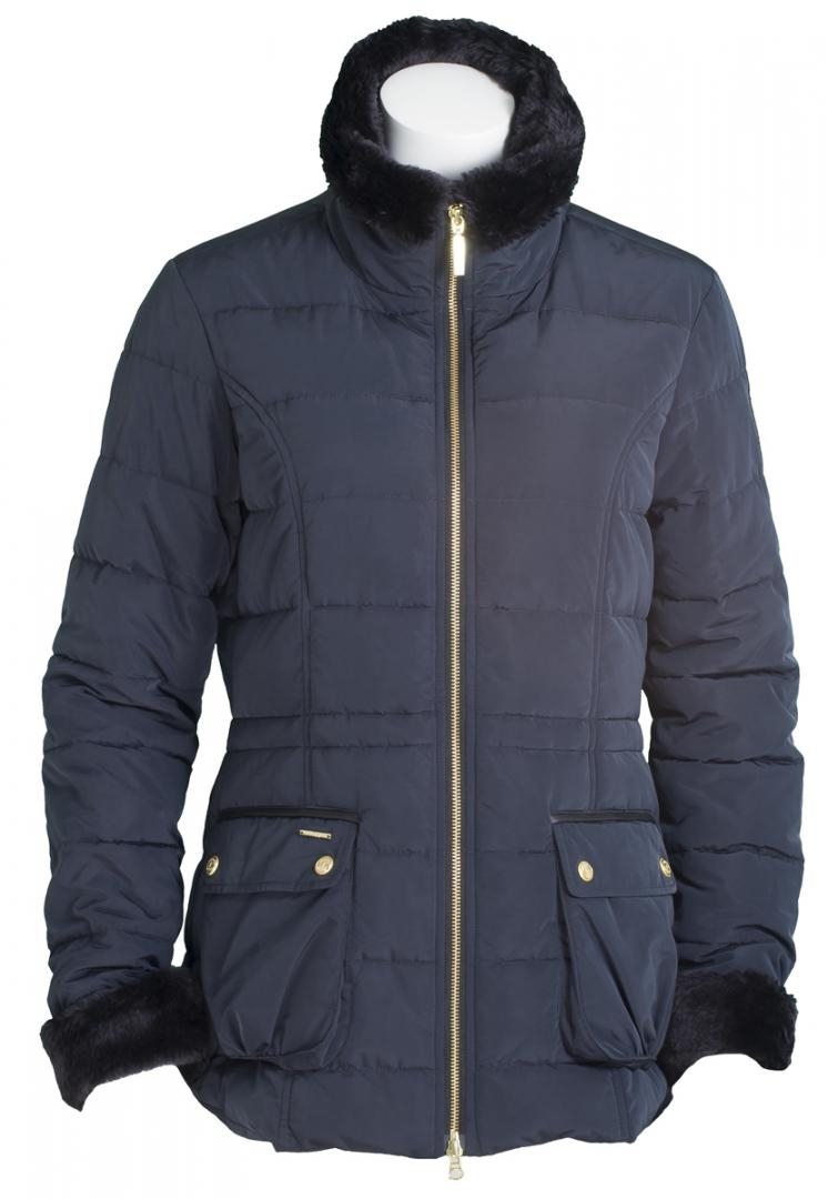 Toggi Bette Padded Coat – Black – Size 14