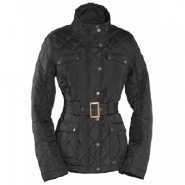 Toggi Roxbury Belt Jacket – Black Size 16