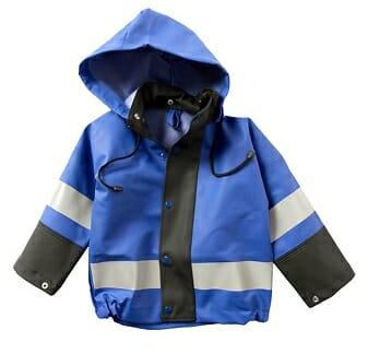 Children Playwader Waterproof Jacket – Pink or Blue