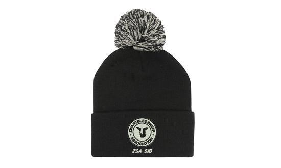 Zwartbles Bobble Hat
