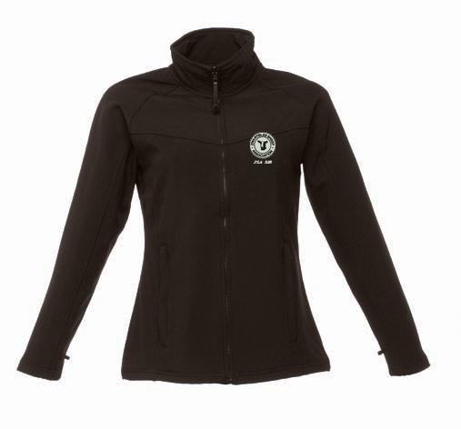 Zwartbles Regatta Ladies Softshell Jacket
