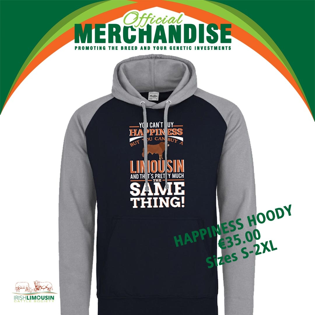 ILCS Happiness Hoody