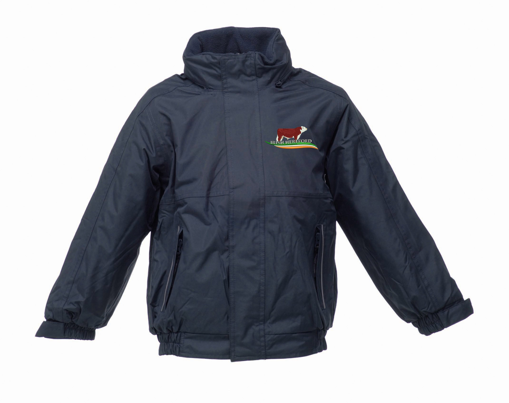 Irish Hereford Breed Society Child Dover Jacket