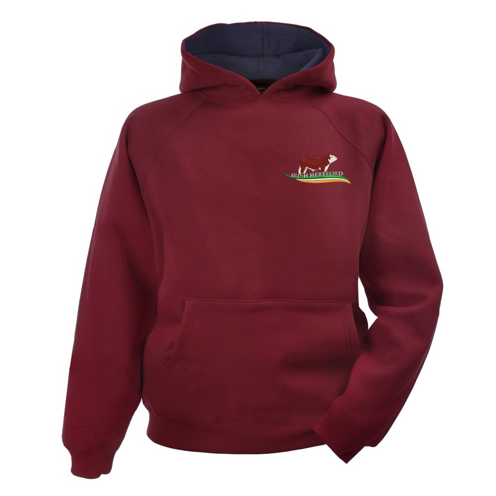 Irish Hereford Child Hoody