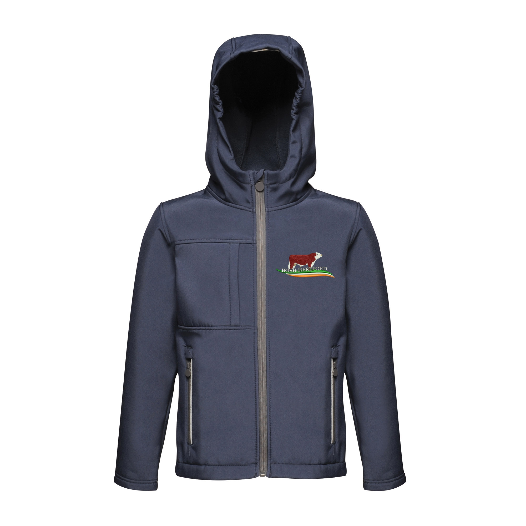 Irish Hereford Child Octagon Jacket