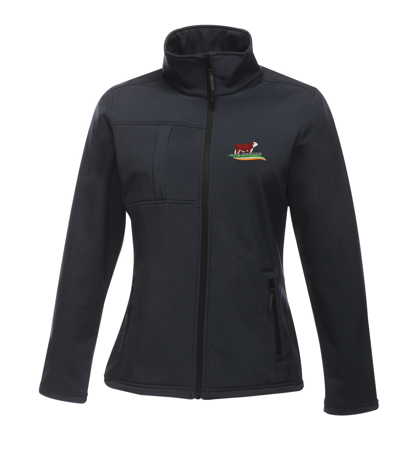 Irish Hereford Regatta Octagon Ladies Softshell Jacket