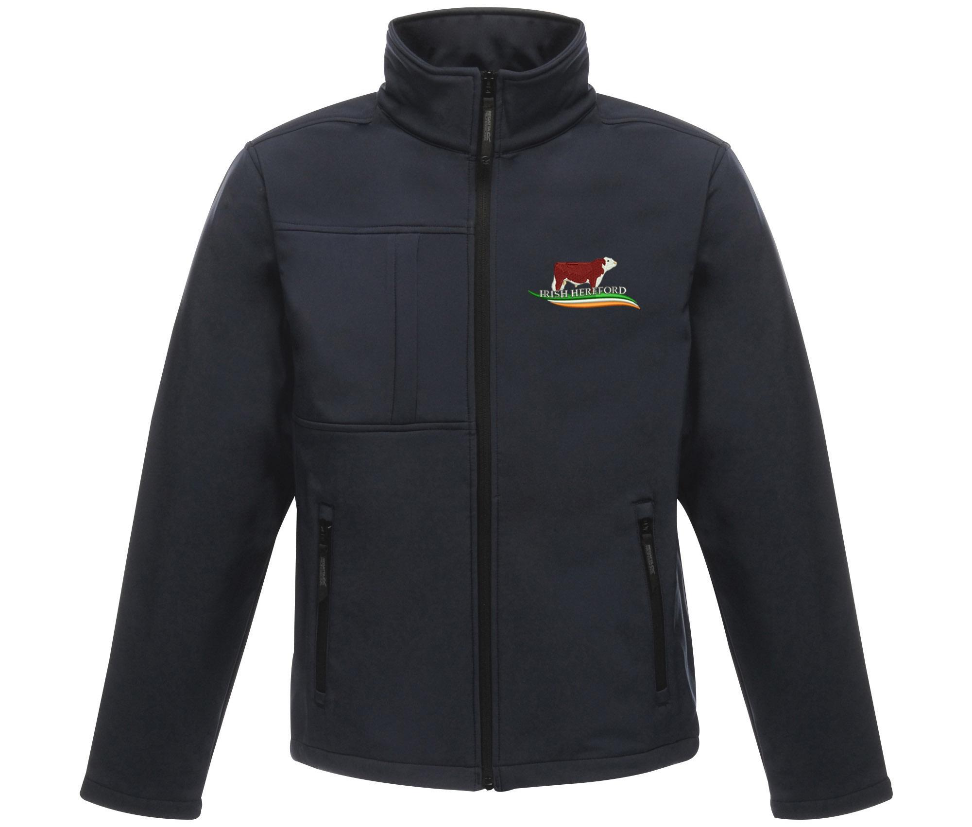 Irish Hereford Breed Society Regatta Octagon Mens Jacket