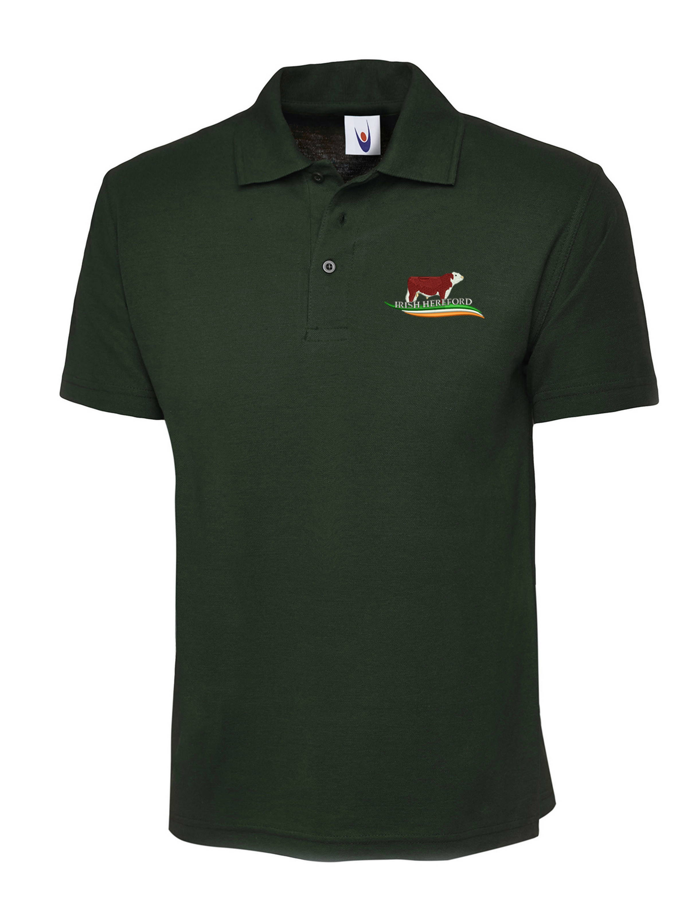 Irish Hereford Polo Shirt