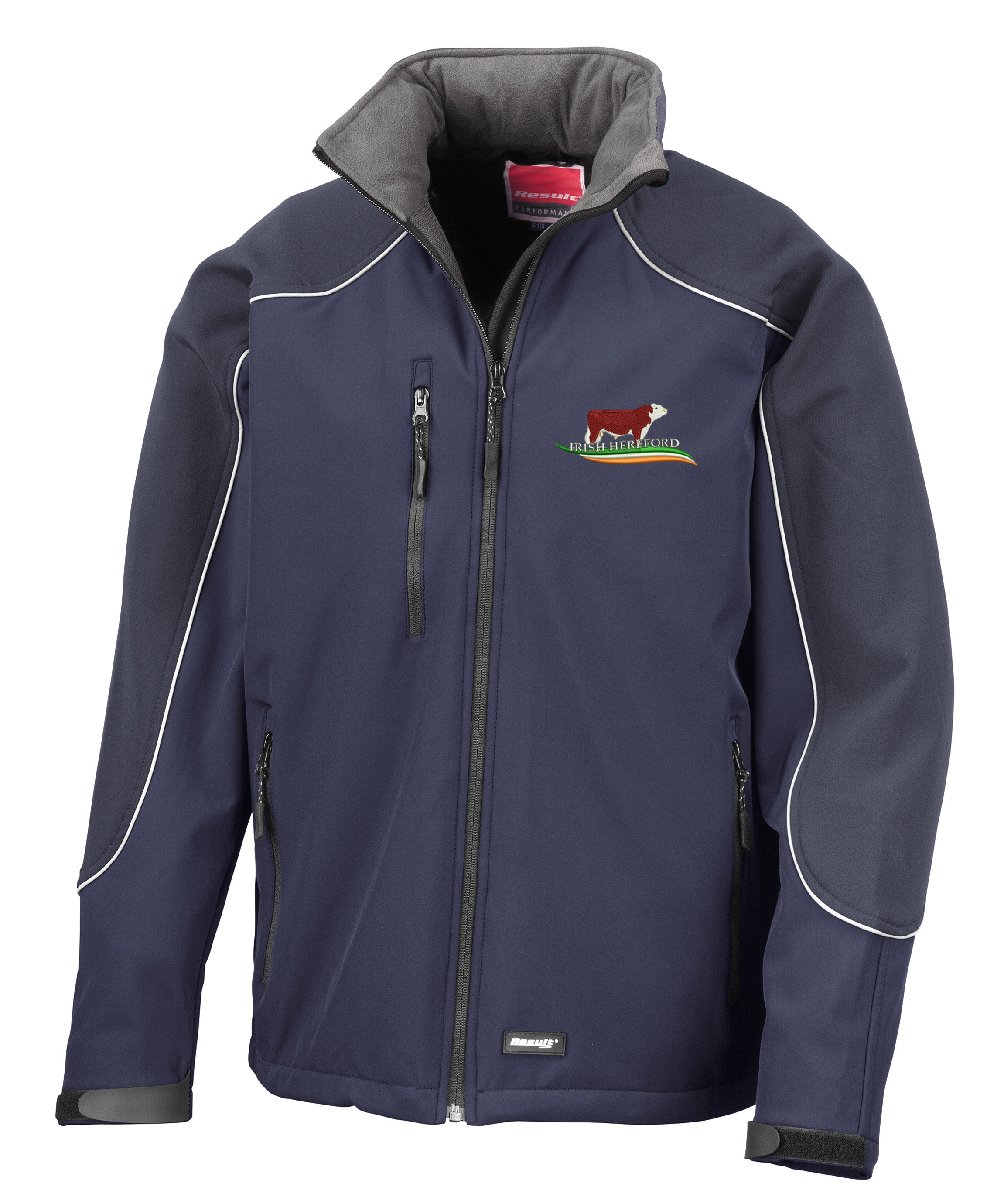 Irish Hereford Breed Society Result Icefell Jacket