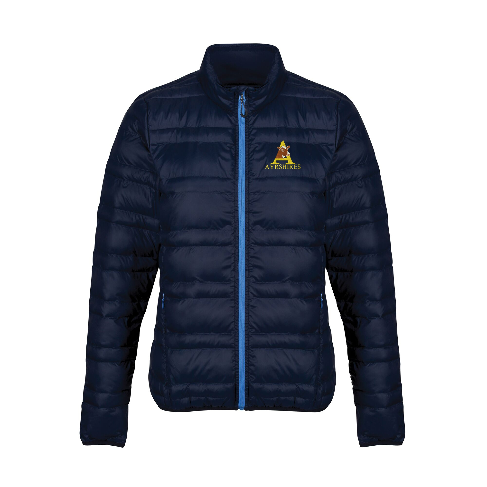 Ayrshire Cattle Society Regatta Ladies Firedown down-touch jacket