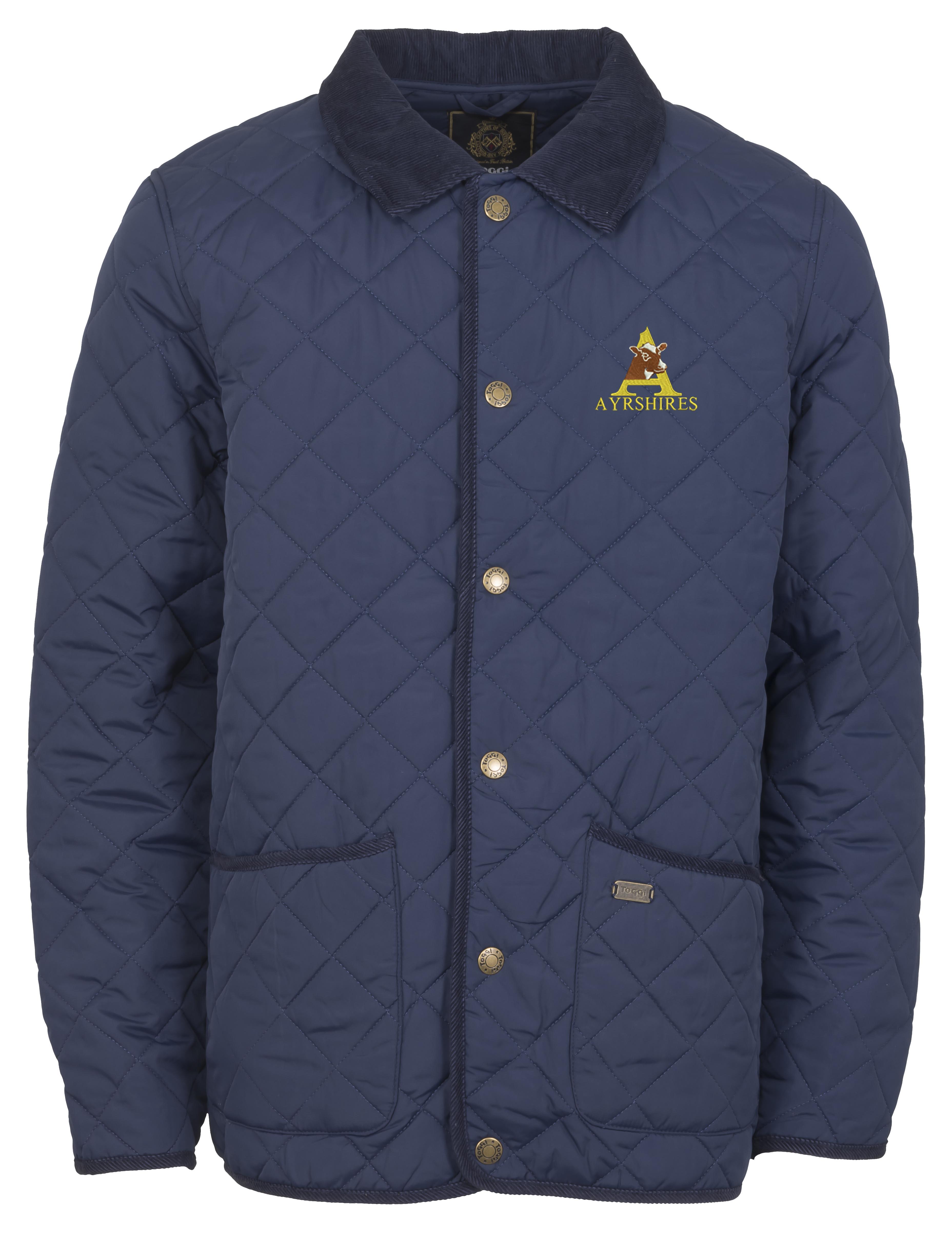 Ayrshire Cattle Society Toggi Mens Kendal Jacket