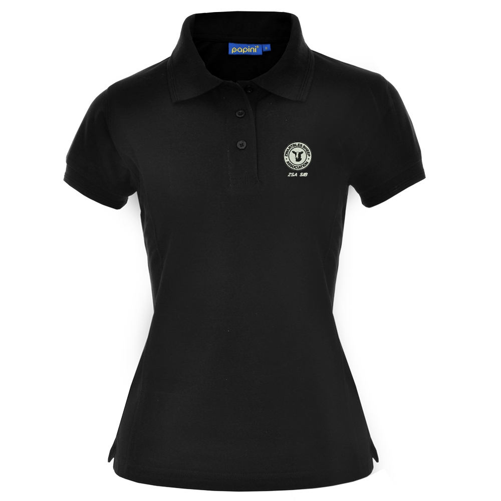 Zwartbles Papini Ladies Fitted Polo