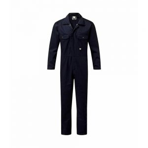 Bluecastle Stud Front Coverall