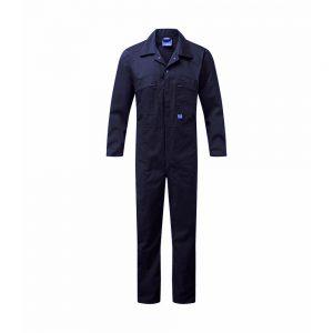 Bluecastle Zip Front Coveralls