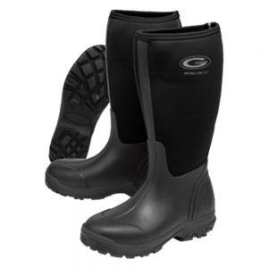 Grubb Frostline Boots – Black & Green