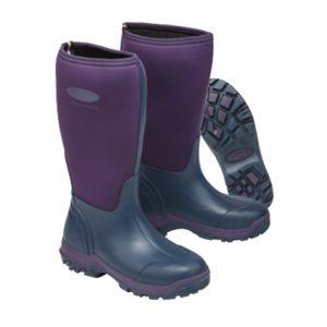 Grubb Frostline Boots – Violet & Fuschia