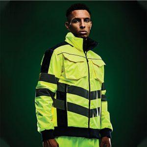 Regatta High-vis pro bomber jacket