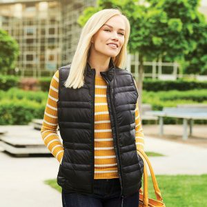 Regatta Ladies Firedown down-touch bodywarmer