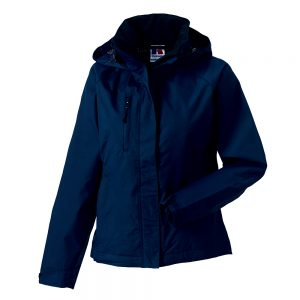 Russell Ladies Hydraplus 2000 French Navy Jacket
