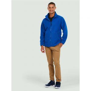 Uneek Classic Full Zip Micro Fleece Jacket – XS to 6XL