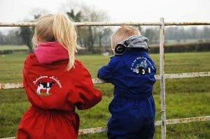 Child Tearaway Junior Coveralls