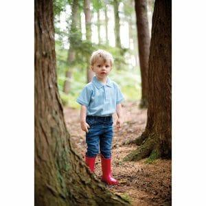 Larkwood Baby Polo Shirt